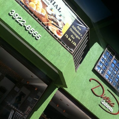 Photo taken at Divina Quitanda by Olemir C. on 8/10/2012