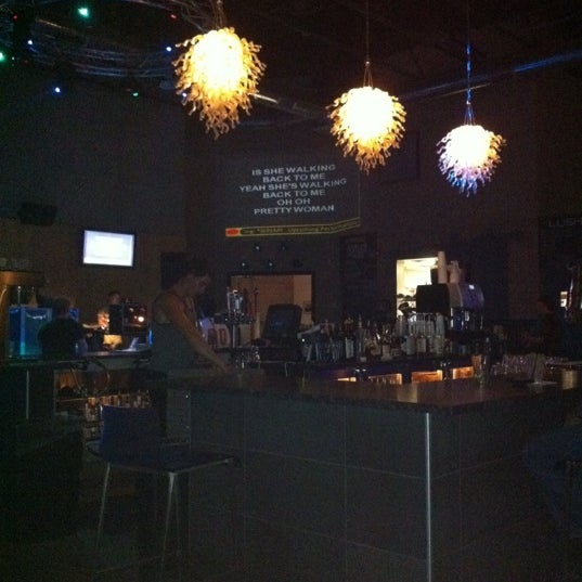 Photo taken at Lush Food Bar by Johnathon C. on 7/20/2012