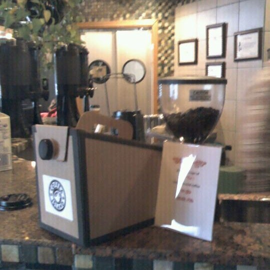 Photo taken at Coffea by Amelia S. on 1/27/2012