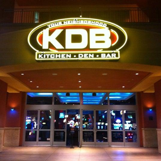 Kdb Kitchen Den Bar Long Beach
