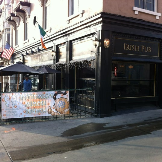 Irish snug pub in denver for Best fish and chips in denver