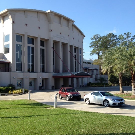 Photo taken at Curtis M. Phillips Center for the Performing Arts by Jeff S. on 2/11/2012