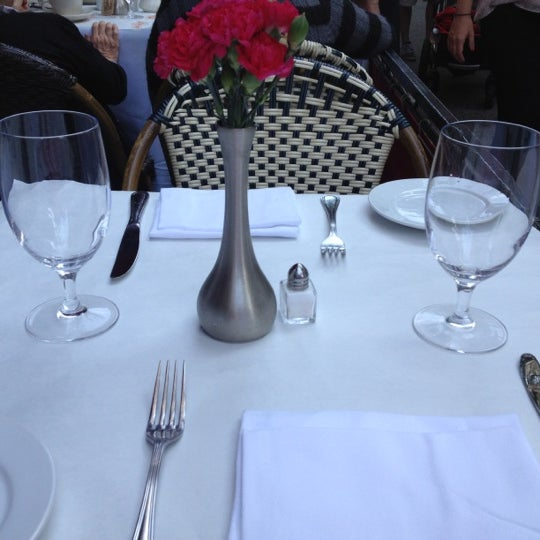 Photo taken at Luce Restaurant & Enoteca by Seven of 9. on 6/17/2012