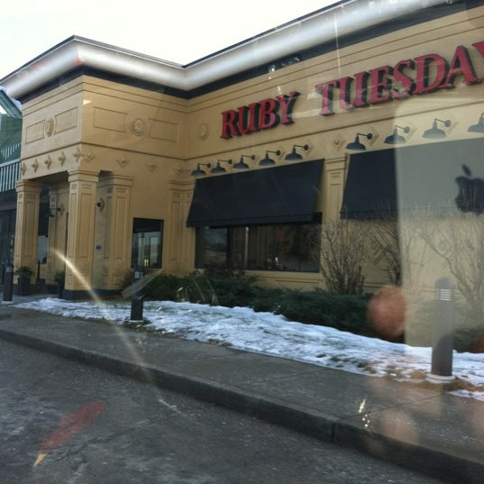 Ruby Tuesday Now Closed Saratoga Springs Ny