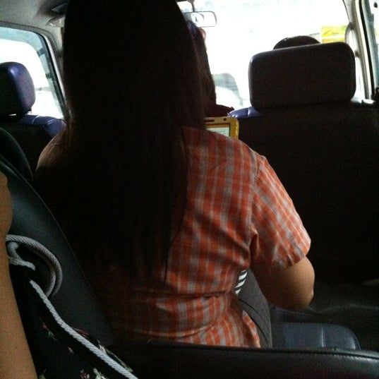 Photo taken at Petron by Lovely Y. on 6/27/2012