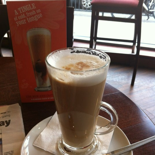 Photo taken at Costa Coffee by Mark B. on 5/9/2012