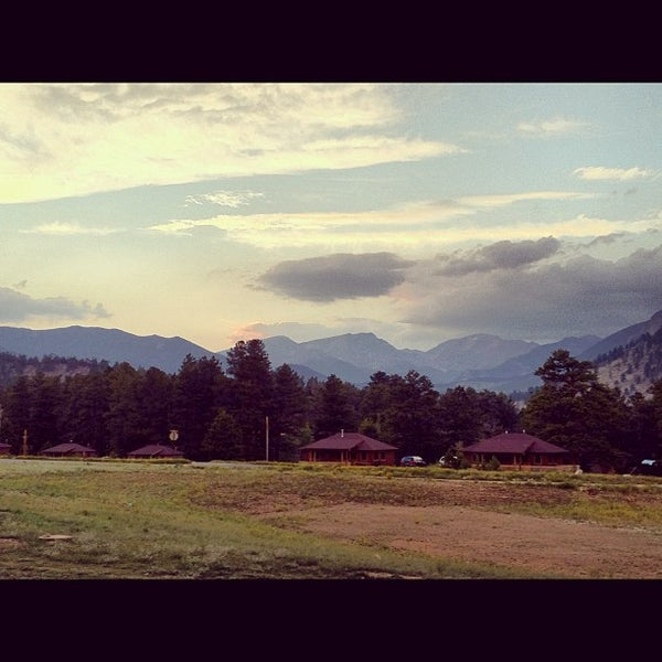 Photo taken at YMCA of the Rockies by Daniel P. on 8/12/2012