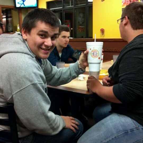 Photo taken at Cicis by Josh H. on 11/28/2011