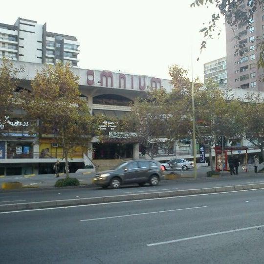 Centros comerciales de santiago for Centros comerciales en santiago de chile