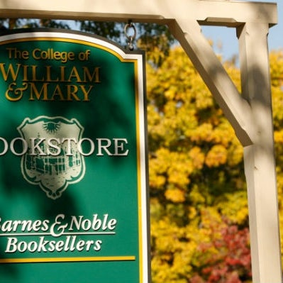 Photo taken at College of William & Mary Bookstore by College of William & Mary on 1/19/2011