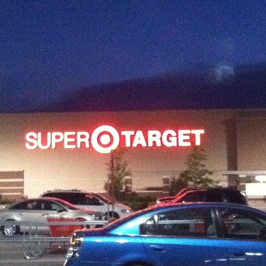 Target Big Box Store In Saint Louis Park
