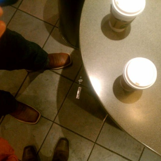 Photo taken at Starbucks by Kara S. on 2/11/2012