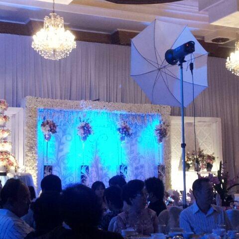 Photo taken at Hotel Gajahmada Graha by Donny K. on 11/6/2011