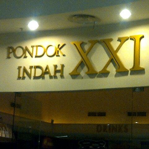Pondok Indah Mall 2 Cinema Photo Taken at Pondok Indah 2