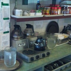 Photo taken at Centre Street Deli by Benny H. on 6/23/2012
