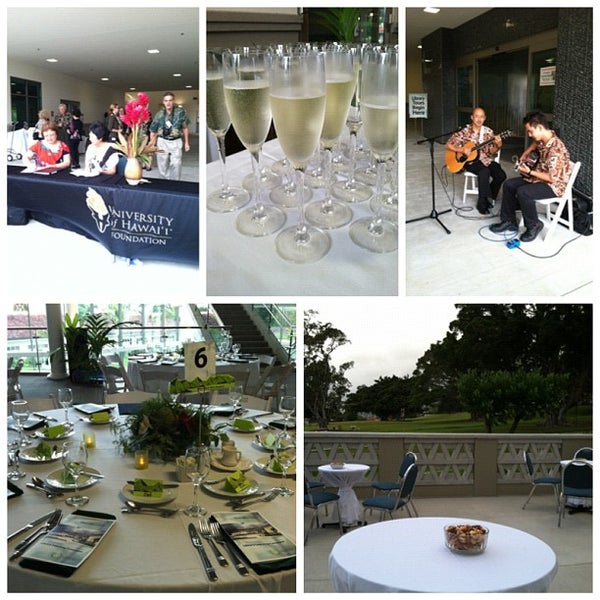 Photo taken at Windward Community College by Linh H. on 7/29/2012