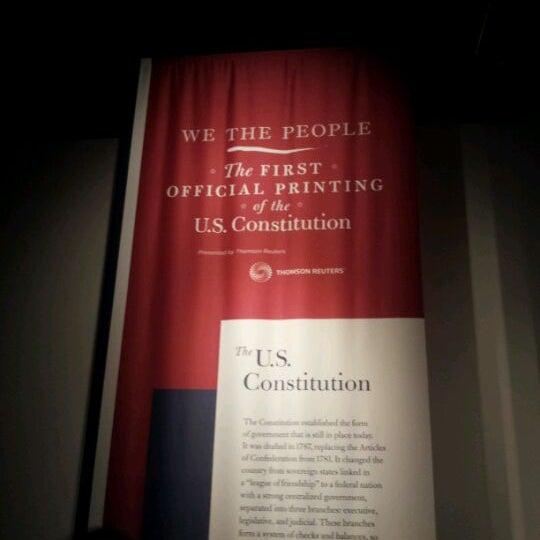 Photo taken at Minnesota History Center by Dennis J. on 4/17/2012