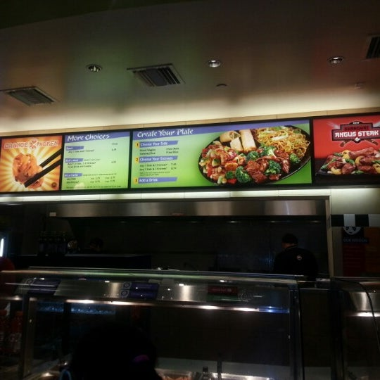 Photo taken at Panda Express by IB on 8/2/2012