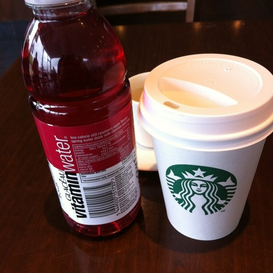 Photo taken at Starbucks by Andrej B. on 7/4/2012