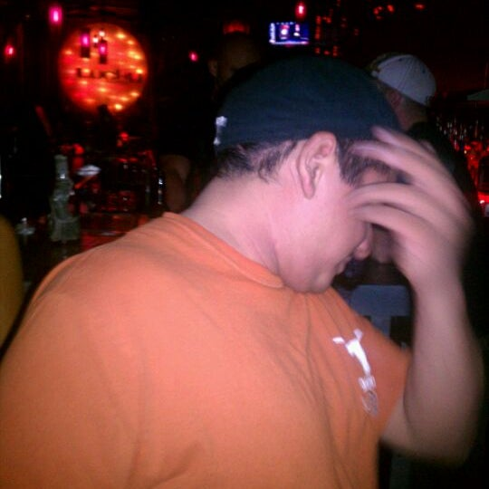 Photo taken at Lucky Lounge by Joseph C. on 10/10/2011