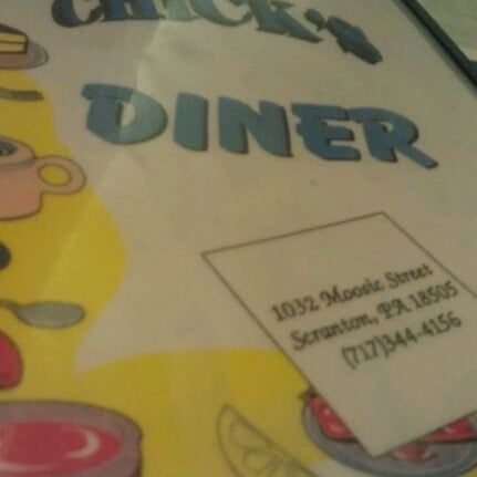 Photo taken at Chick's Diner by Alli W. on 9/10/2011