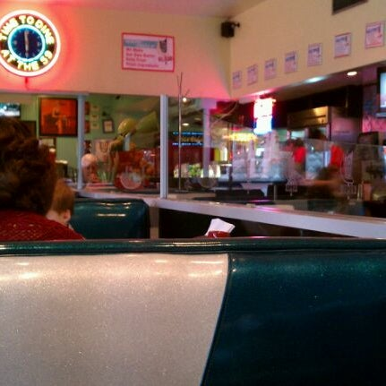 """Photo taken at 59 Diner by James """"Jim"""" F. on 3/18/2012"""