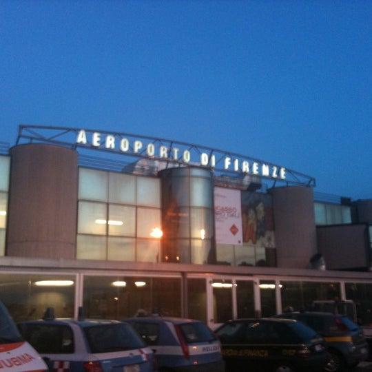 Aeroporto Firenze : Aeroporto di firenze quot amerigo vespucci flr peretola