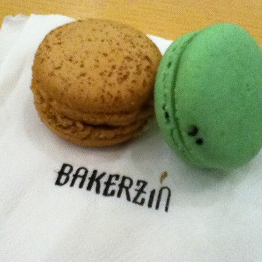 Photo taken at Bakerzin by Jennie A. on 3/24/2012
