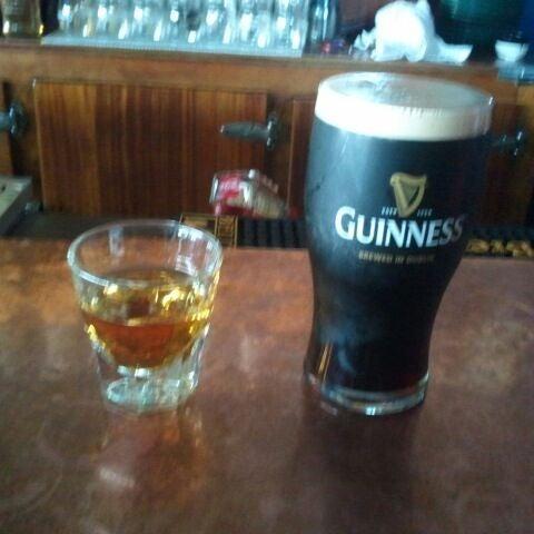 Photo taken at Dubliner Pub by Daniel K. on 3/11/2012