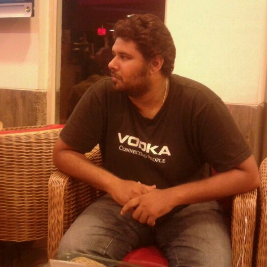 Photo taken at Cafe Coffee Day by Vijay S. on 1/20/2012