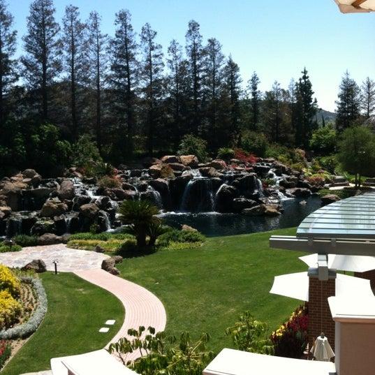 Photo taken at Four Seasons Hotel Westlake Village by Alex H. on 4/21/2012