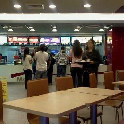 Photo taken at McDonald's by Dha M. on 2/29/2012