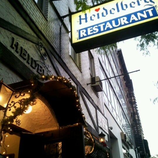 Heidelberg Restaurant New York
