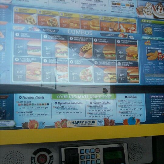 Photo taken at SONIC Drive In by Josh R. on 3/24/2011