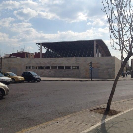 Photo taken at Estació de Tren - València-Cabanyal by Héctor M. on 3/3/2012