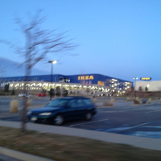 Photo taken at IKEA Centennial by Joey F. on 11/13/2011
