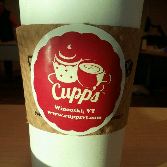 Photo taken at Cupp's Bakery by Gypsy on 1/30/2012