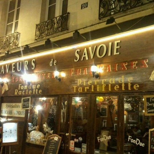 Anne Therese Paris Restaurant