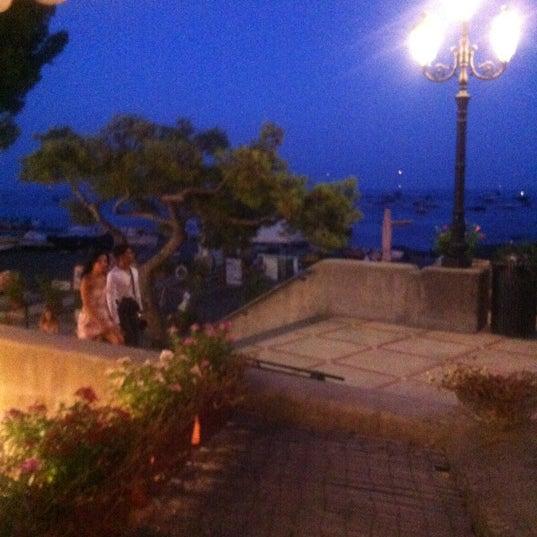 Photo taken at La Brezza by Heewa B. on 8/3/2012