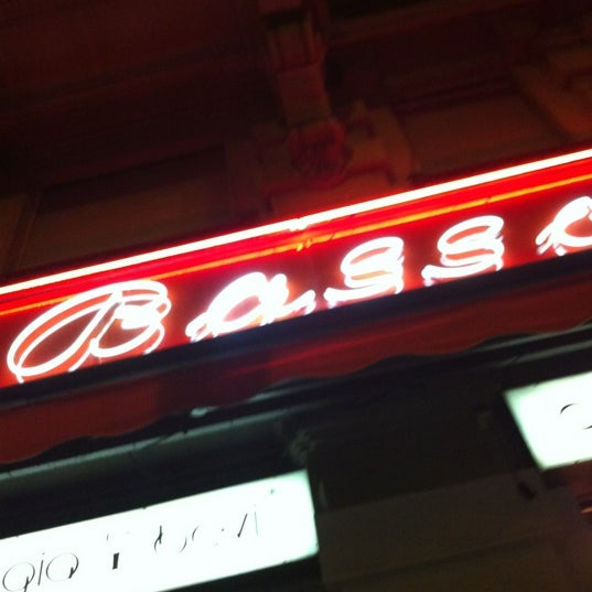 Photo taken at Bar Basso by Dario U. on 3/9/2012