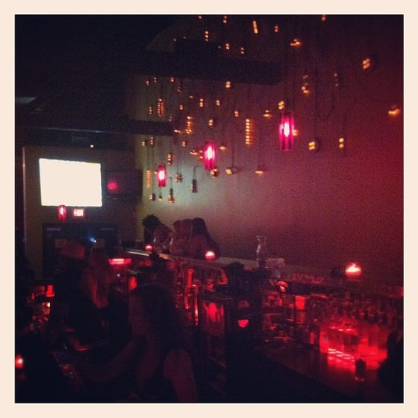 Photo taken at Lucky Lounge by Cary S. on 3/13/2012