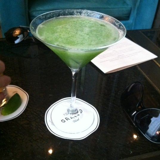 Photo taken at SoHo Grand Hotel by Devora L. on 3/18/2012