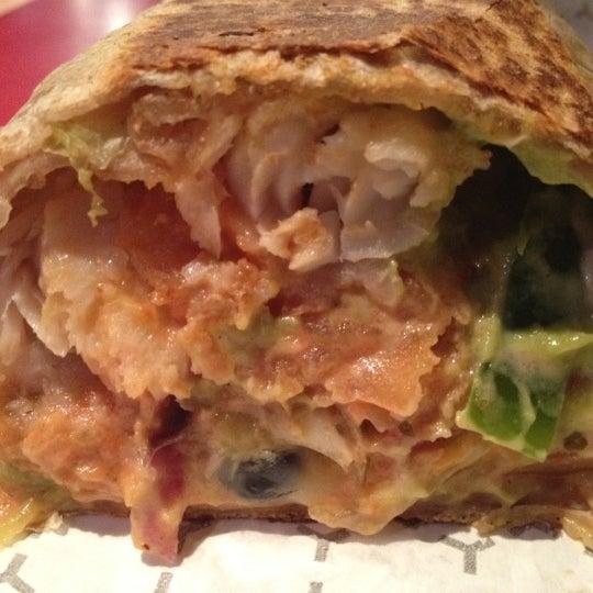 Photo taken at Burrito Boyz by Will L. on 5/16/2012