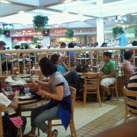 Del Amo Mall Food Court