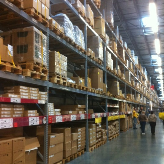 Photo taken at IKEA by Tyleen S. on 2/20/2012