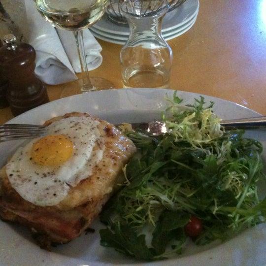 Photo taken at Left Bank Brasserie by Barbi N. on 7/8/2012