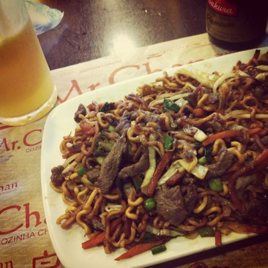Photo taken at Mr. Chan Express by Felippe L. on 9/5/2012