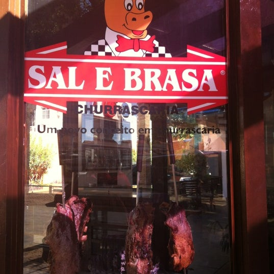 Photo taken at Sal e Brasa Gold by Tiago B. on 7/2/2012