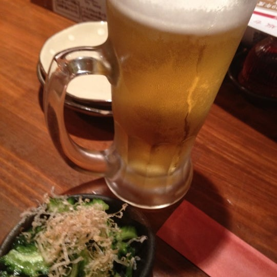 Photo taken at 赤坂ちびすけ 新宿店 by rintaro s. on 6/30/2012
