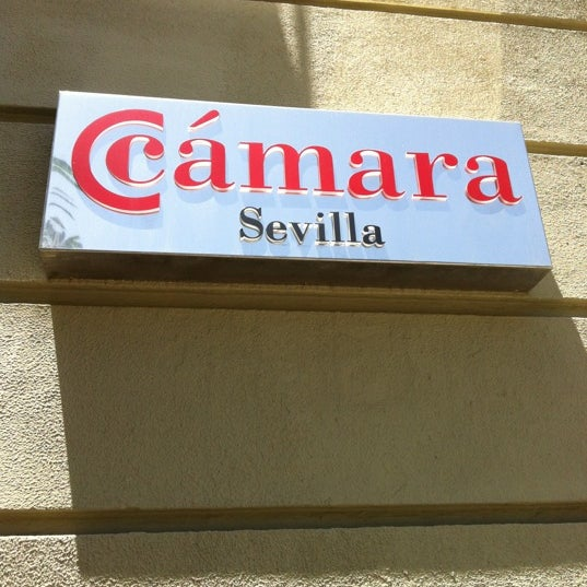 Photo taken at Cámara de Comercio de Sevilla by Ale R. on 7/9/2012
